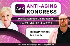 Anti-Aging Online-Kongress 2019 - kostenlos © Withania